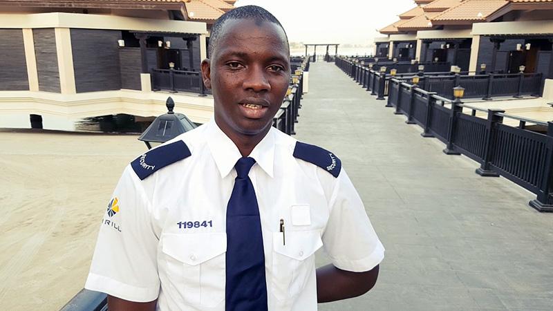 جون / نيجيريا: «نعمة الأمن لا مثيل لها»