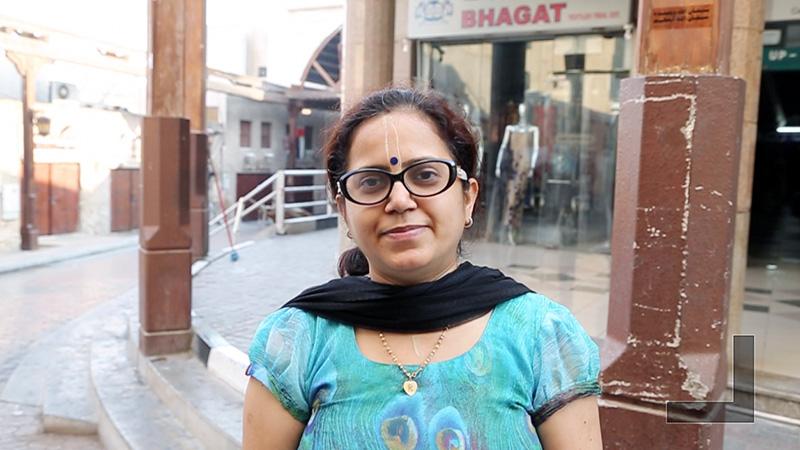 ناليتا / الهند: «أستمتع بالحياة هنا، والكل يعيش في ودّ وسلام»