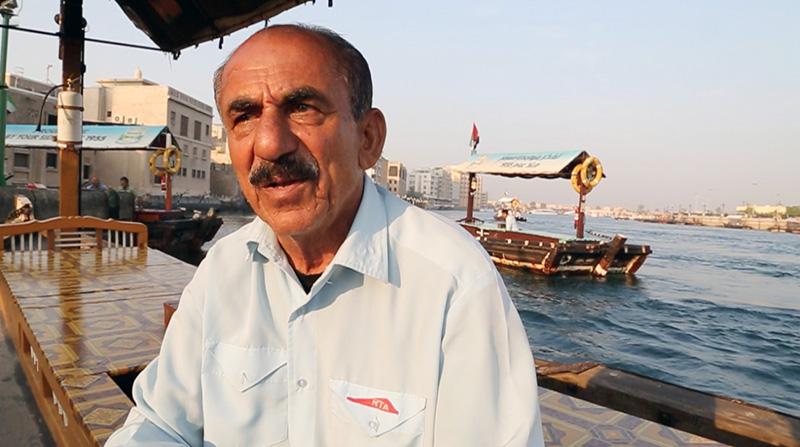 محمد / إيران: «أنا هنا منذ 30 سنة؛ أبدأ عملي باكراً بعد صلاة الصبح مباشرة»