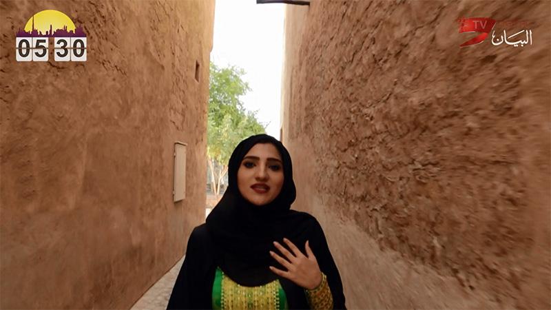 هبة عيسى / الإمارات: «أعرف الزوار بعاداتنا وتقاليدينا وكيف كان أجدادنا يعيشون في الماضي»