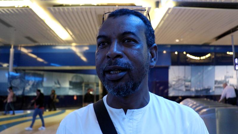 أحمد / موريتانيا: جميل أن أرى في بلد عربي هذا الإبداع.