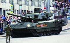 الصورة: الصورة: «تي- 14» تتفوق على مثيلاتها في الغرب