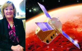 الصورة: نجاح أعظم مهمة فضائية مرهون بـ«مسبار الأمل»