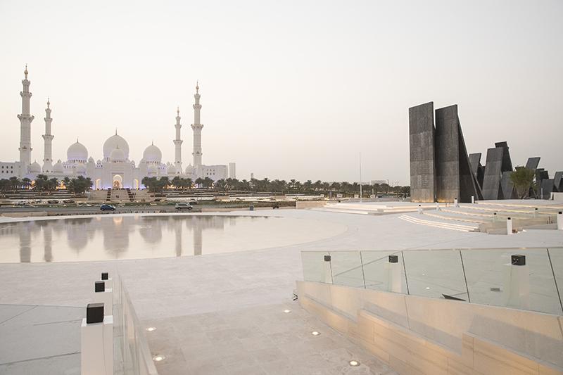 بالصور صرح واحة الكرامة شاهد على بطولات شهداء الإمارات وتضحياتهم عبر الإمارات أخبار وتقارير البيان