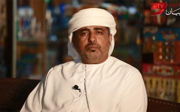 الصورة: عبداللطيف الصيعري: مقتنياتي تروي سيرة الإمارات في يومها الوطني