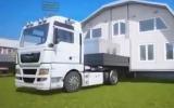 الصورة: بالفيديو.. منزل يتحول إلى شاحنة لدى طيّه