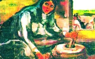 الصورة: الصورة: متحف محمد ناجي..فنون تحكي التاريخ وتوثق الحاضر
