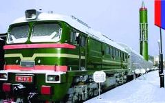 الصورة: الصورة: روسيا تطوّر قطارات نووية شبحية