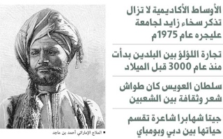الإمارات والهند.. وشائج ثقافية مرصعة باللؤلؤ