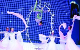 الصورة: الصورة: تواصل الترفيه والسحوبات في مهرجان دبي للتسوق