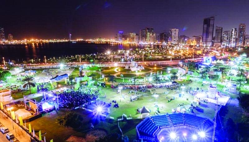 الشارقة أكثر المدن السياحية العربية نمواً - الصفحة الرئيسية