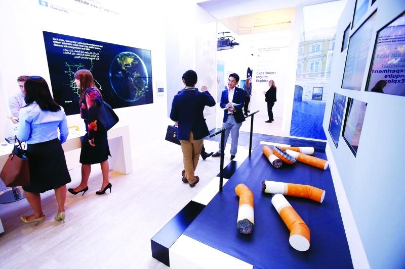 قضايا البيئة والمناخ من صميم عمل المتحف