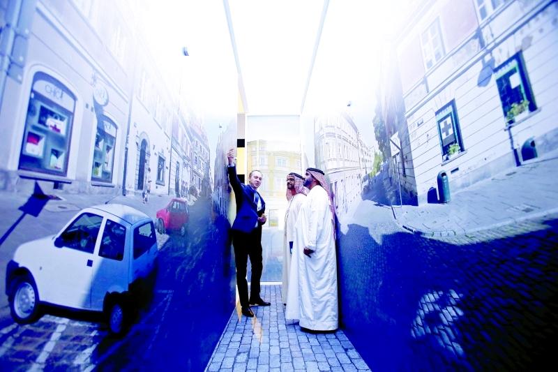 متحف المستقبل يوفر حلولاً ابتكارية لتحديات عالمية | تصوير: سالم خميس