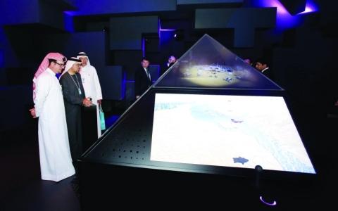 الصورة: الصورة: معرض الحكومات الخلاقة بيئة محفّزة للابتكار والتطوير وتعميم الفائدة
