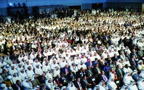 الصورة: الصورة: نجاح الإمارات في عرض تجارب دوليــــــة يعزز ريادتها في مسيرة التنمية