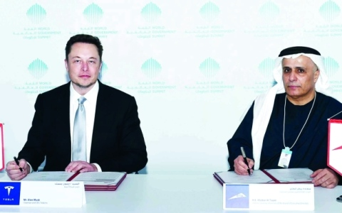 الصورة: الصورة: «طرق دبي» تشتري 200 مركبة كهربائية هجينة ذاتية القيادة