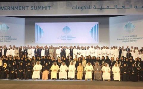 الصورة: الصورة: القمة العالمية للحكومات.. أصداء دولية واسعة في الإعلام