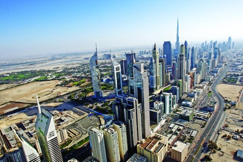 دبي أكثر مدن العالم مستقبلية - الصفحة الرئيسية