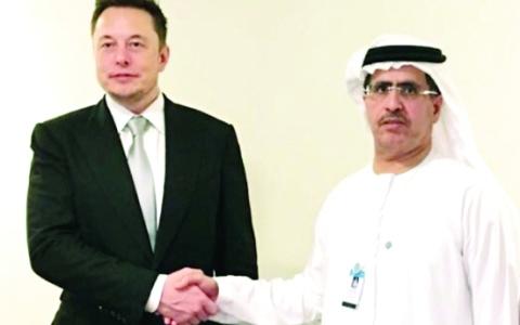 الصورة: الصورة: مشاركة  «كهرباء دبي» أثمرت شراكات مستقبلية حيوية