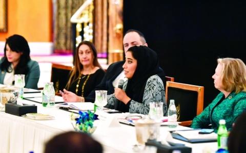 الصورة: الصورة: الإمارات أعلت شأن الإعلام وجعلته شريكاً للحكومة في البناء