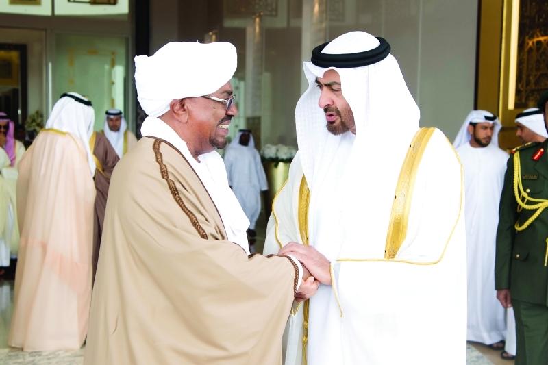 محمد بن زايد: علاقاتنا مع السودان أخوية تاريخية - الصفحة الرئيسية