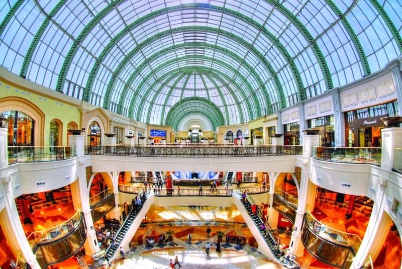 دبي الرابعة عالمياً باستقطاب المتاجر الفاخرة في 2016 - الصفحة الرئيسية