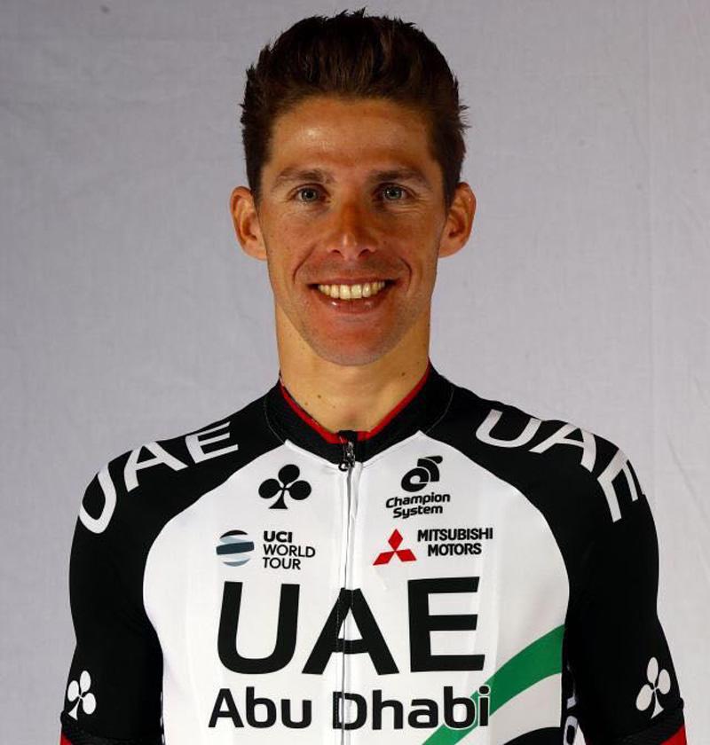 فريق الإمارات بطلاً للمرحلة الثالثة من طواف أبوظبي - الصفحة الرئيسية