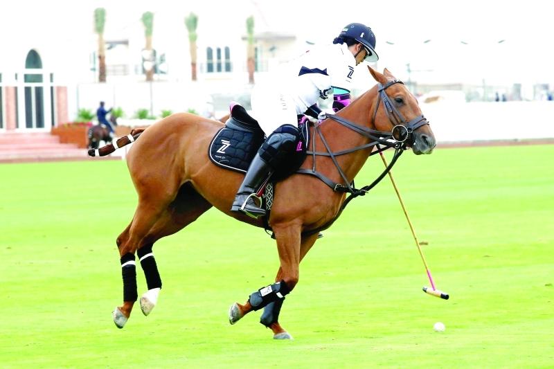 ميثاء بنت محمد تقود «الإمارات» للفوز الثاني - الصفحة الرئيسية