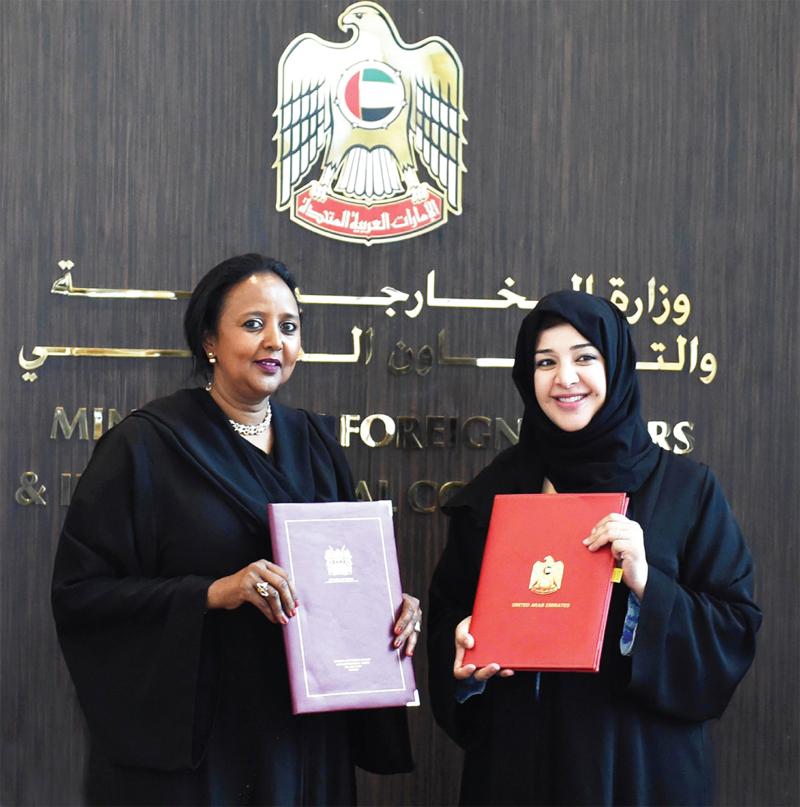 الإمارات وكينيا توقعان مذكرة تفاهم  لإنشاء لجنة مشتركة للشؤون القنصلية - الصفحة الرئيسية
