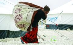 الصورة: الصورة: المفوضية الأممية لا تقوم بدورها إزاء اللاجئين
