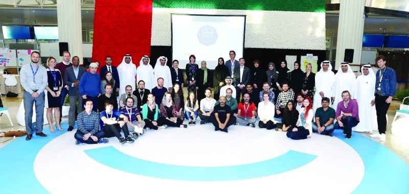 الإمارات تنثر السعادة والإيجابية داخل الدولة وخارجها من خلال منهجية مبتكرة تستنهض الأفكار الخلاقة | من المصدر