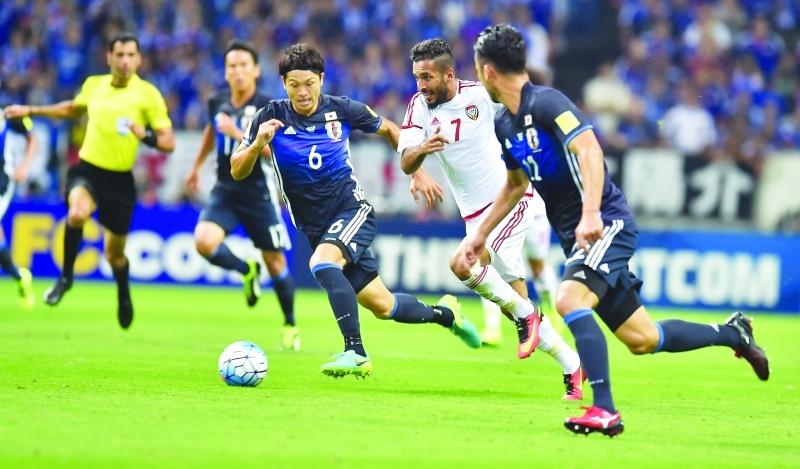■ الفوز على اليابان يتطلب زيادة الجهد  |   البيان