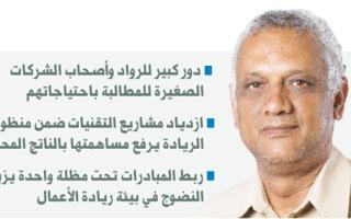 الصورة: الإمارات جاهزة للتفوق على «سيليكون فالي»