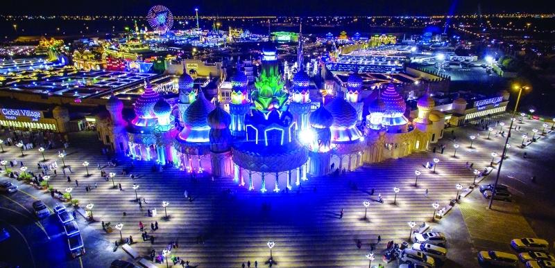 الإمارات تقود الترفيه والجذب السياحي بمفاهيم مبتكرة - البيان