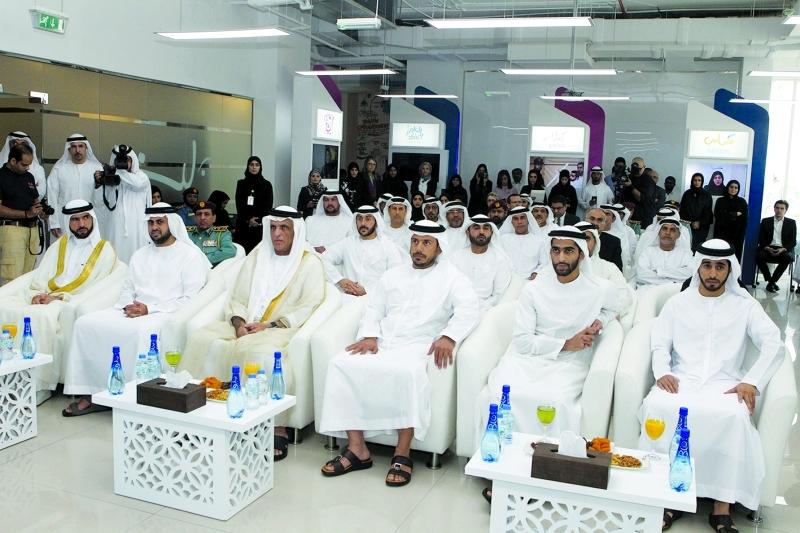 حاكم رأس الخيمة: الإمارات تفوّقت باهتمامها بالشباب المبدع عالمياً - البيان