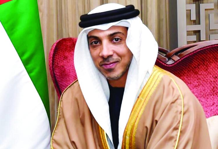 منصور بن زايد يشيد بمتانة العلاقات التاريخية والأخوية مع الجزائر - البيان