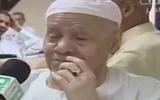 الصورة: فيديو مؤثر.. سعودي في دار المسنين يوجه رسالة إلى ابنته