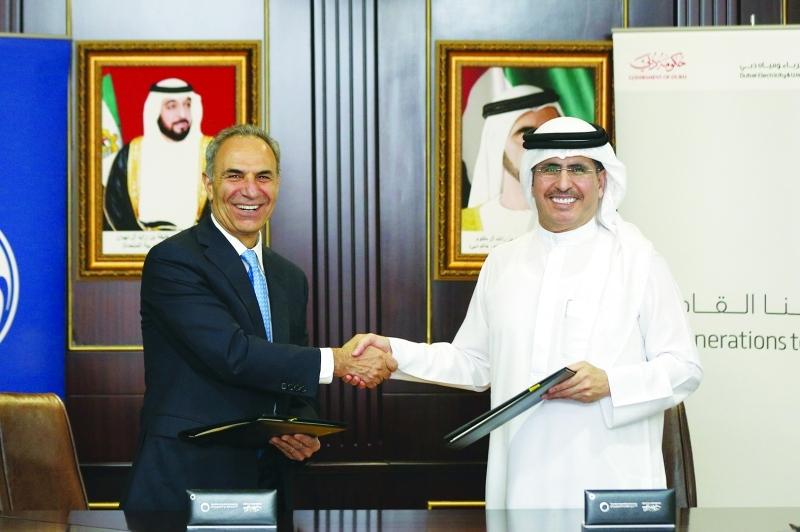 تعاون بين «كهرباء دبي» و«جنرال إلكتريك» - البيان