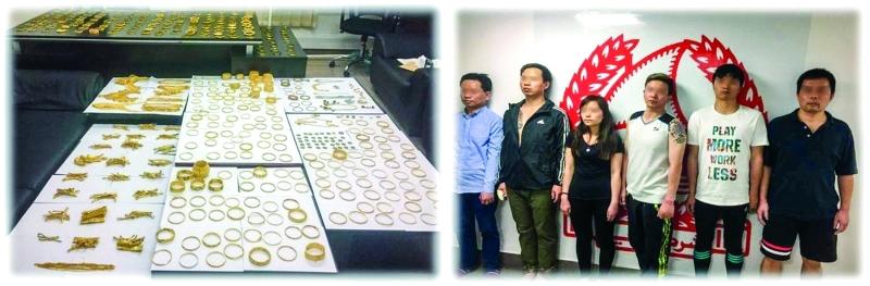 العصابة التي استولت على المجوهرات | من المصدر