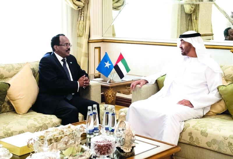 محمد بن زايد: الإمارات بقيادة خليفة مستمرة في دعم الأمن والاستقرار والتنمية في الصومال - البيان