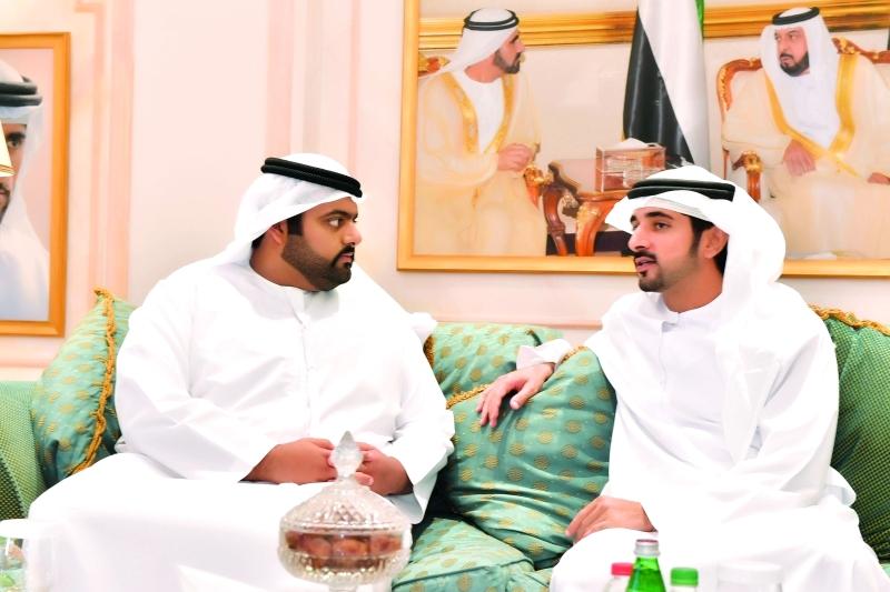 حمدان بن محمد ومحمد الشرقي