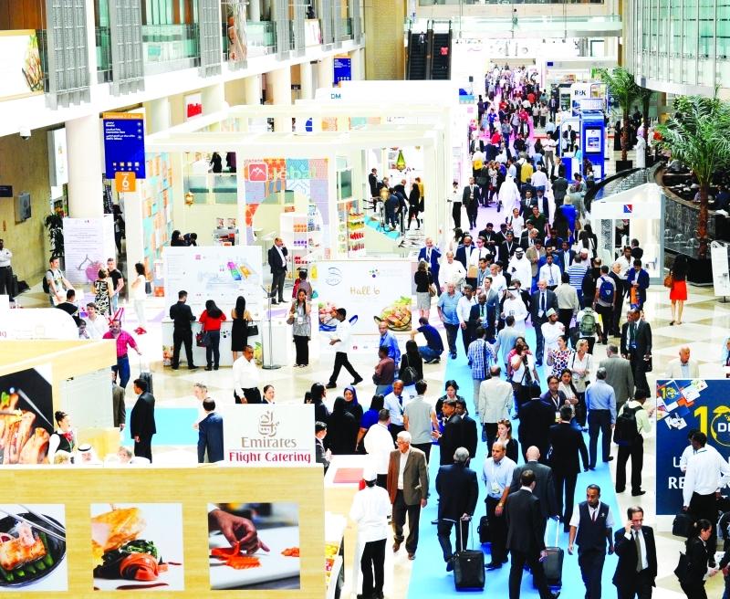 50 % حصة دبي من المعارض التجارية في المنطقة - البيان
