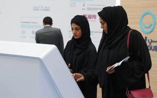 الصورة: خدمات دبي الذكية.. المستقبل يبدأ الآن