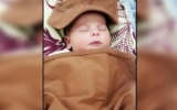 """الصورة: سعودي يسمي ابنته """"إيفانكا"""""""