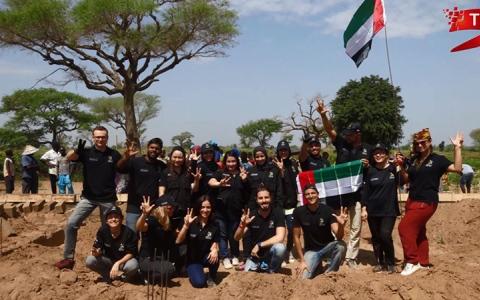 الصورة: (ح3) تجارب إنسانية مؤثرة لدبي العطاء في السنغال