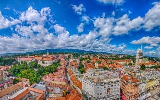 الصورة: زغرب.. زمردة أوروبا الشرقية