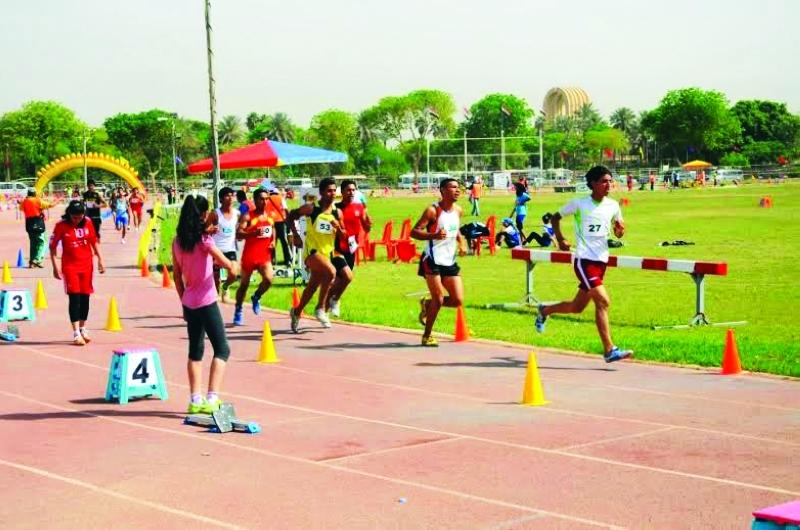 الصورة : ■ من منافسات ألعاب القوى في الأردن | البيان