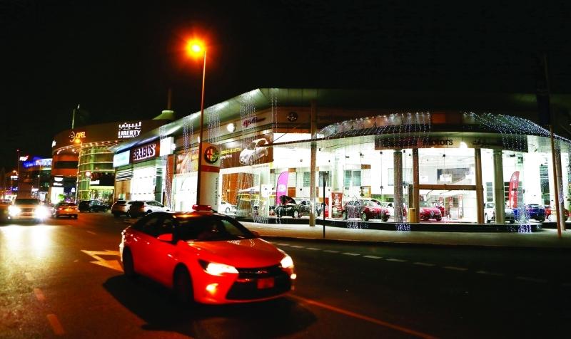 ■ الإمارات تزخر بالعديد من العروض خلال الشهر الفضيل  |  تصوير- زافير ويلسون