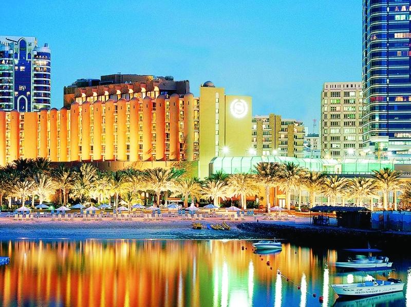 الصورة : العاصمة أبوظبي تشهد انتعاشاً في الحجوزات الفندقية خلال الموسم الحالي | البيان
