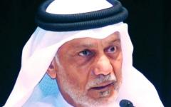 الصورة: راشد شرار: الإمارات دولة الخير والقوة